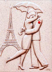 Boros Attila - Párizs, szerelem