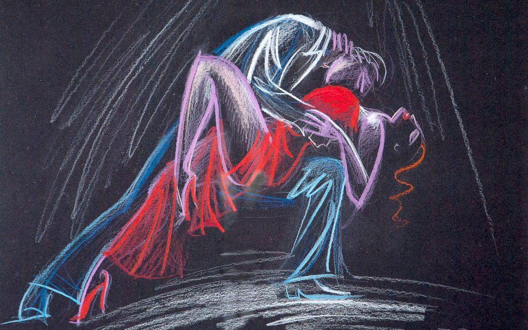 Valentin-napi érzékek tánca